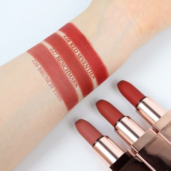 Son 3CE Matte Lip Color vỏ vàng #226 #227 #228